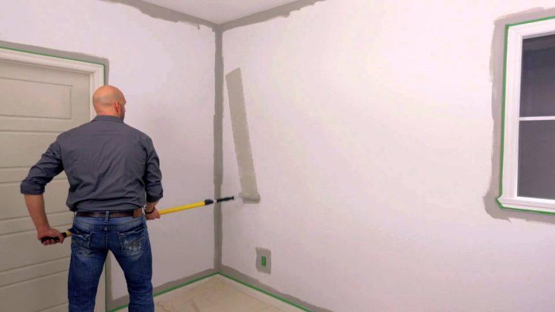 refaire peinture chambre