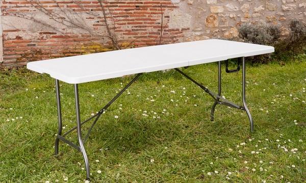 table pliante de bricolage