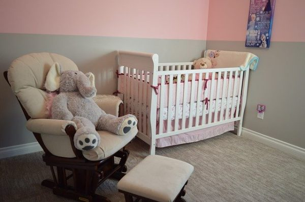 décoration de chambre de bébé