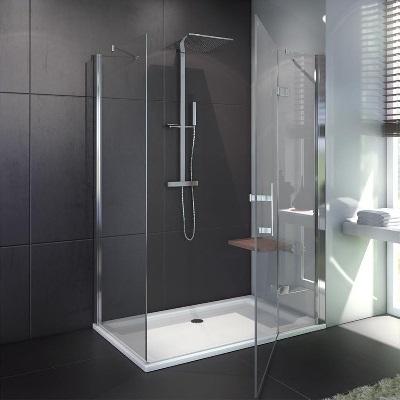 choisir une douche fermée