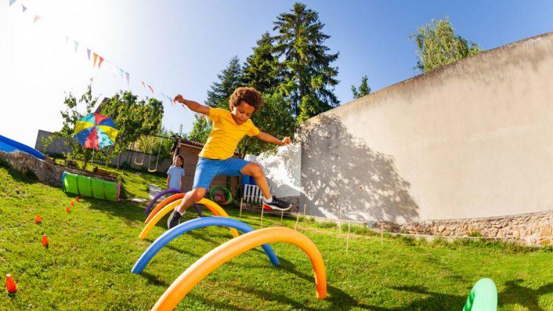Aménager son jardin pour enfant