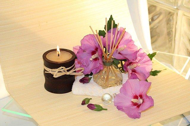 Bougies parfumés et diffuseurs de parfums