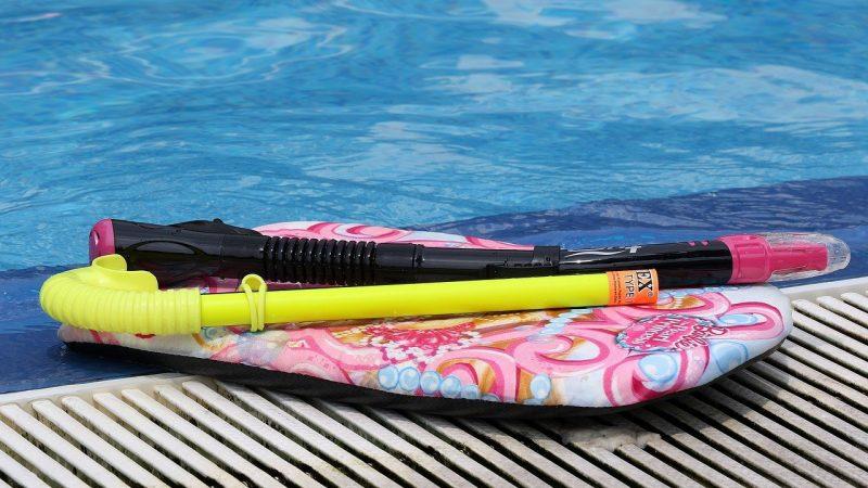Les accessoires de piscine