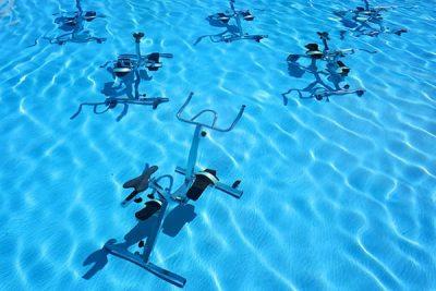 Accessoire de piscine aquabike