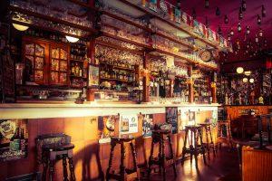 tabouret de bar industriel