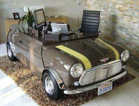 voiture bureau