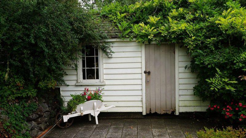 autorisation abris de jardin